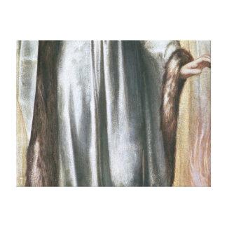 Invierno, 1869-70 lona envuelta para galerias