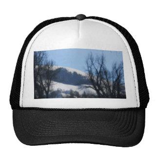 Invierno de Idaho Gorras