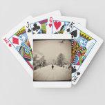invierno de la llama cartas de juego