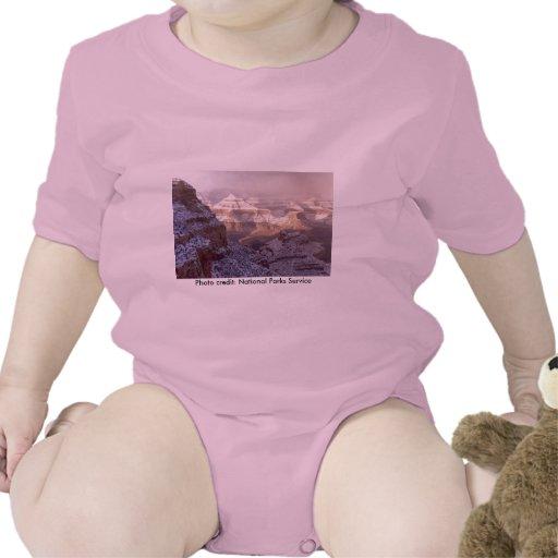Invierno de los SS T/Gran Cañón del bebé Trajes De Bebé