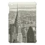 Invierno de Nueva York iPad Mini Cárcasa