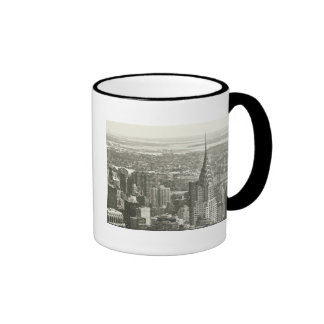 Invierno de Nueva York Taza De Café