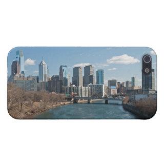 Invierno de Philly iPhone 5 Fundas
