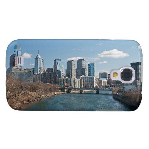 Invierno de Philly Samsung Galaxy S4 Cover