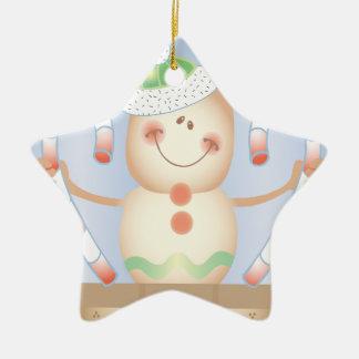 INVIERNO de Smore_Gingerbread_Man_and_Candycane_ F Ornamentos De Navidad