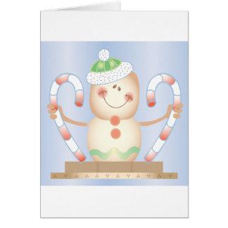 INVIERNO de Smore_Gingerbread_Man_and_Candycane_ F Tarjeton