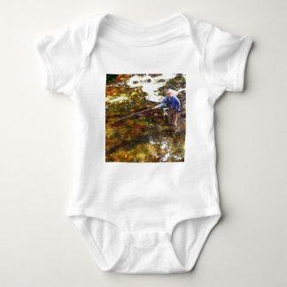Invierno de Tenkara Body Para Bebé