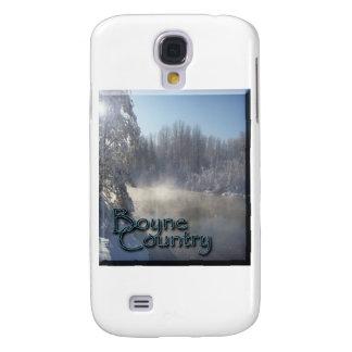 Invierno del río de Boyne Carcasa Para Galaxy S4