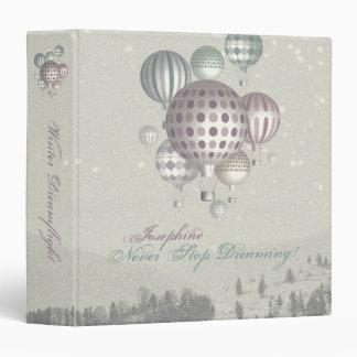 """Invierno Dreamflight (tiempo del navidad) Carpeta 1 1/2"""""""