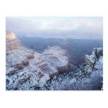 Invierno en el borde del sur, nacional del Gran Ca Postales