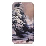 Invierno en los Rockies - 1867 iPhone 4/4S Carcasas