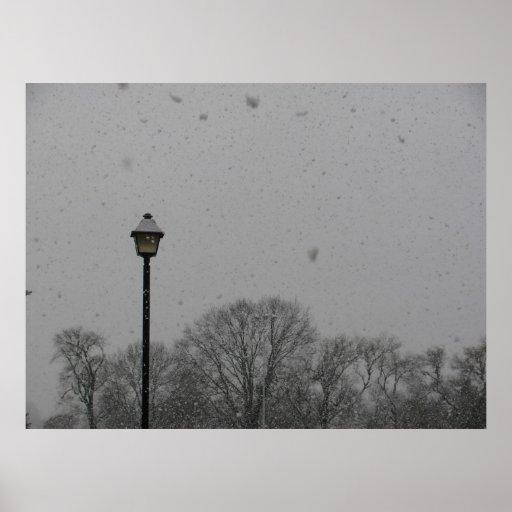 ¿Invierno en Narnia? Póster