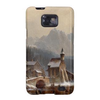 Invierno Samsung Galaxy S2 Carcasas