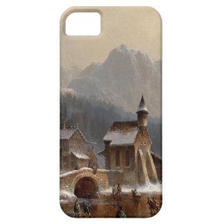 Invierno iPhone 5 Carcasas