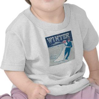 Invierno Camisetas