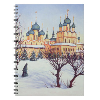 Invierno ruso 2004 note book