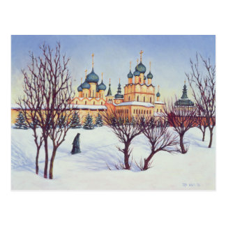 Invierno ruso 2004 postales
