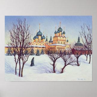 Invierno ruso 2004 póster