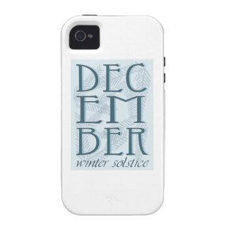 Invierno Soltice iPhone 4/4S Funda