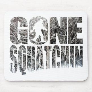 Invierno *Special ido Edition* de Squatchin Alfombrilla De Raton