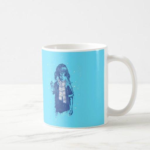 invierno taza