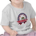 Inviernos, CA Camisetas