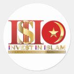 Invierta en el Islam - pegatina
