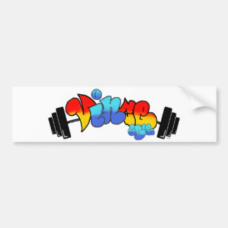 InVINCEable Car Bumper Sticker