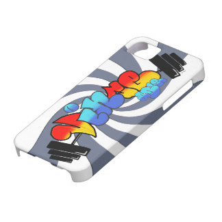InVINCEable iPhone 5 Barely There Universal Case