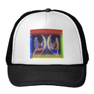 Invincible Helping Hands : Supernatural Spiritual Mesh Hat