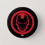 Invincible Iron Man Button