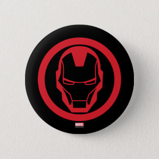 Invincible Iron Man Button