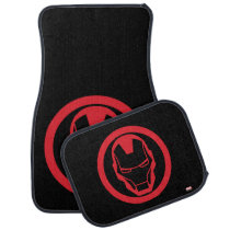 Invincible Iron Man Car Mat