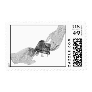 Invincible Postage Stamp