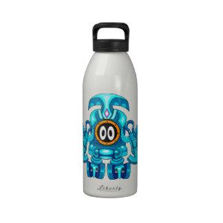 Inviolable Soldier Guarflowne Water Bottles