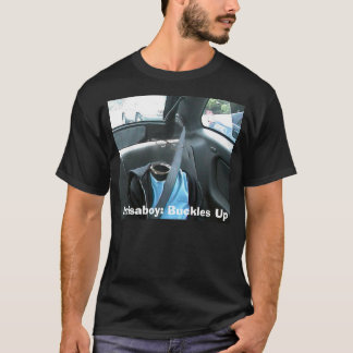 Invisaboy: Buckles Up T-Shirt