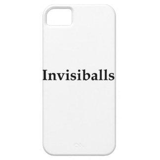 Invisiballs #3 iPhone 5 cover