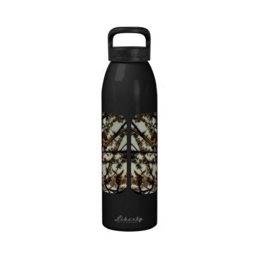 Invisible Botellas De Agua Reutilizables