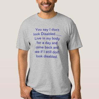 Invisible Disabilities Shirt