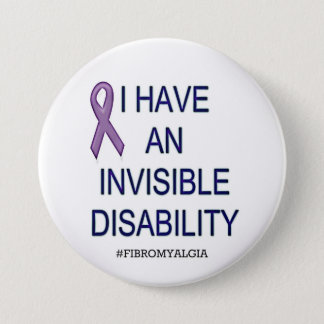 Invisible Disability Button