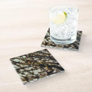 Invisible Glass Coaster