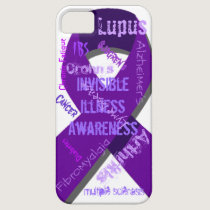 Invisible Illness Awareness iPhone SE/5/5s Case