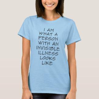Invisible Illness t-shirt