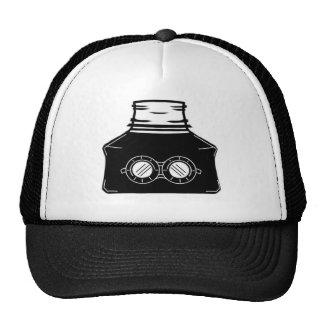 Invisible Ink Bottle Trucker Hat