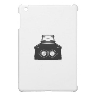 Invisible Ink Bottle iPad Mini Cover