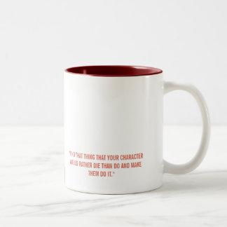 Invisible Ink Mug