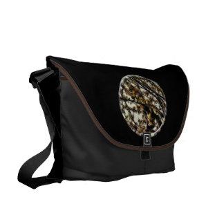 Invisible Messenger Bag