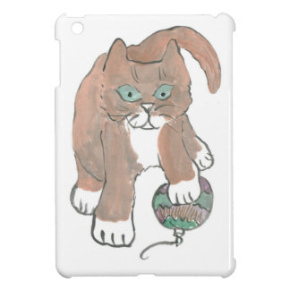 Invisible Ornament... Kitten only Wishes Case For The iPad Mini