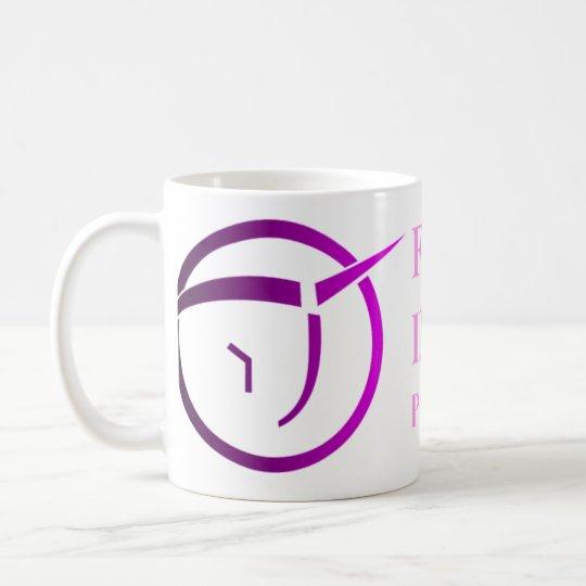 Invisible Pink Unicorn Mug