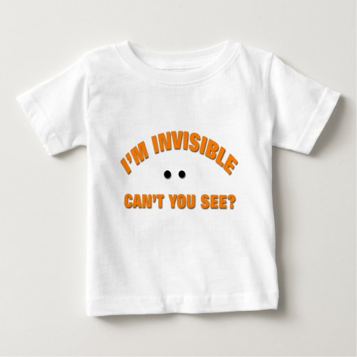 Invisible T Shirt